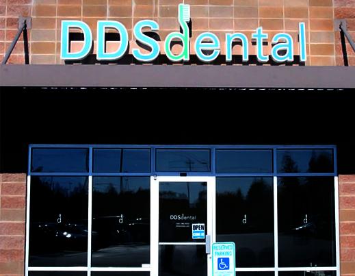 DDS Dental Front